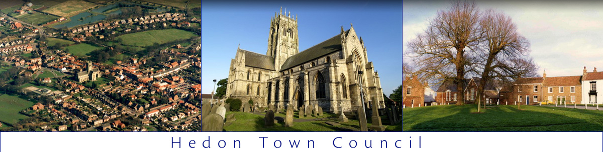 Header Image for Hedon Town Council
