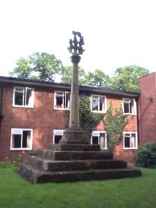 Kilnsea Cross